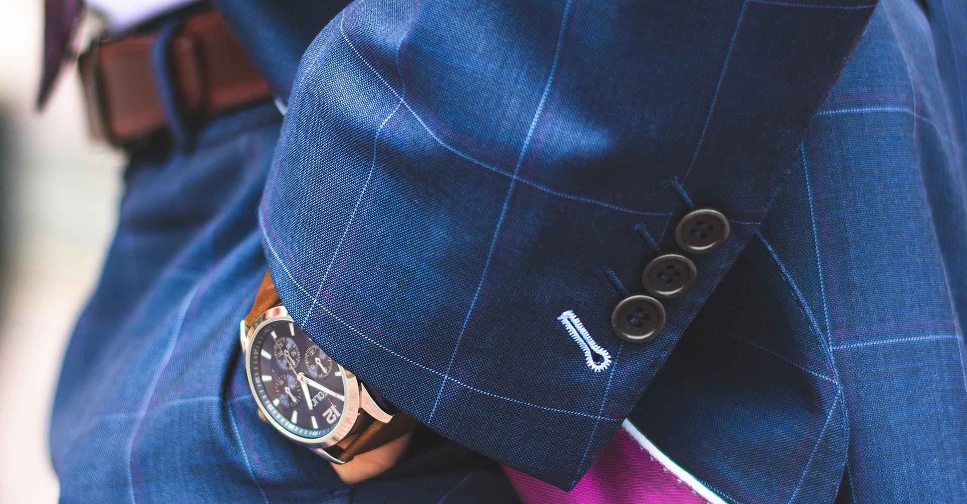 Bespoke Suit Tailoring